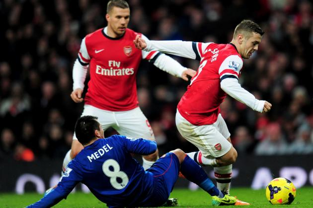 Arsenal vs. Cardiff City: Live Player Ratings for the Gunners