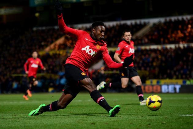Manchester United vs. Tottenham Hotspur: Live Player Ratings