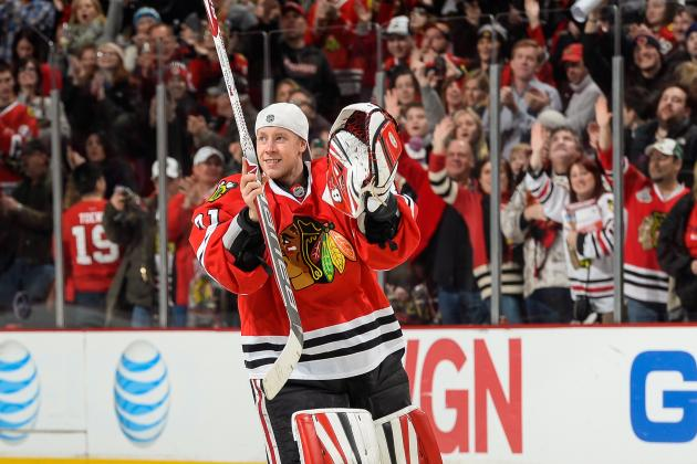 Chicago Blackhawks: Deciding the Fate of Antti Raanta