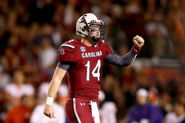 Capital One Bowl 2014: Viewing Info and Preview for Wisconsin vs. South Carolina