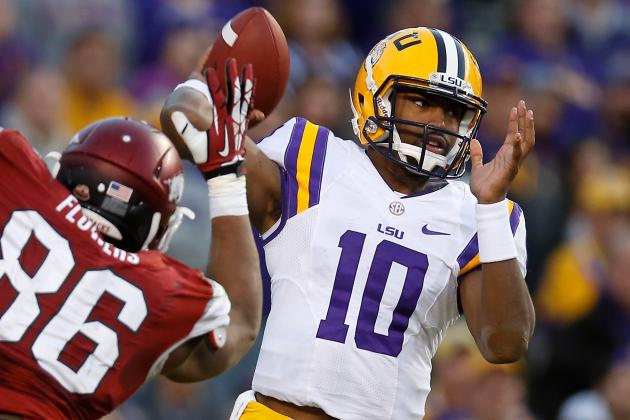 Outback Bowl 2014 Iowa vs. LSU: Live Game Grades, Analysis for Tigers
