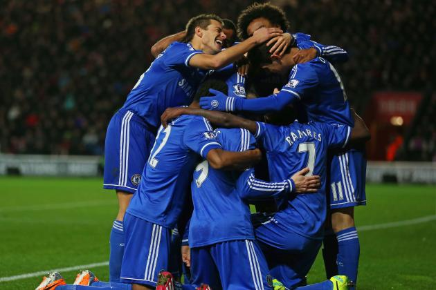 Barclays Premier League Table Week 21: Most Noteworthy Results from Matchday 20