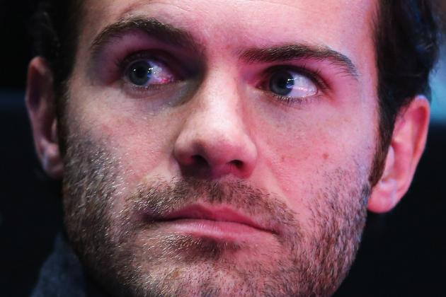 Juan Mata Reacts Badly to Being Substituted by Jose Mourinho at Southampton