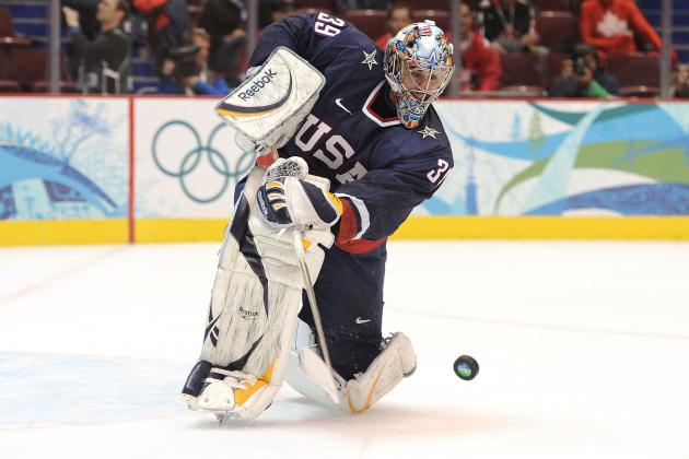 Complete Breakdown of Team USA's Goaltenders at 2014 Winter Olympics