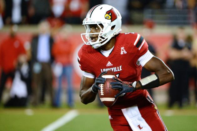 Teddy Bridgewater Officially Announces He Will Enter 2014 NFL Draft
