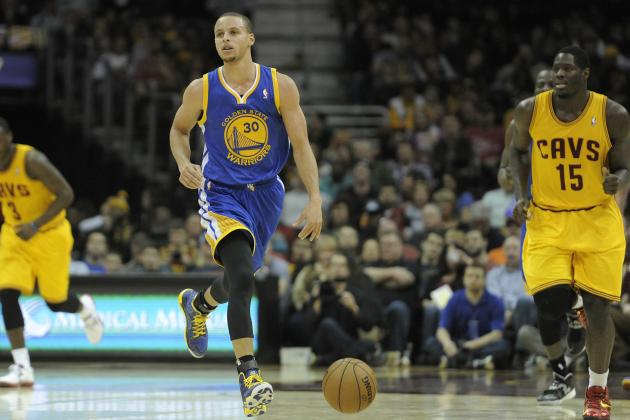 Steph Curry's Transformation into True NBA Star Is Complete