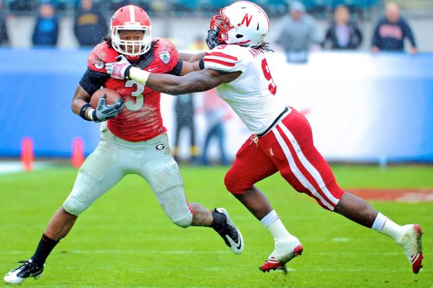 Gator Bowl 2014 Nebraska vs. Georgia: Live Score and Highlights