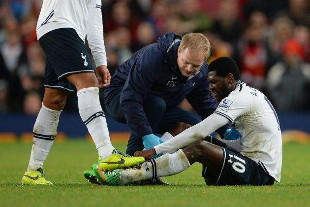 Emmanuel Adebayor Injury: Updates on Tottenham Star's Status and Return