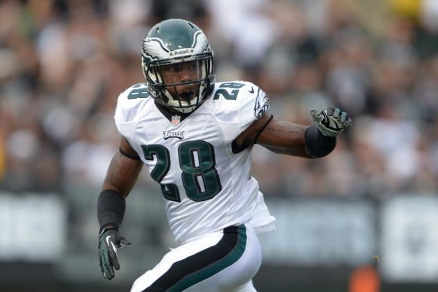 Earl Wolff Misses Practice for Eagles