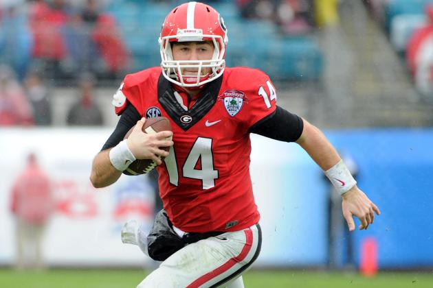 Gator Bowl 2014: Despite Loss, Georgia QB Hutson Mason Looks Ready for the Job