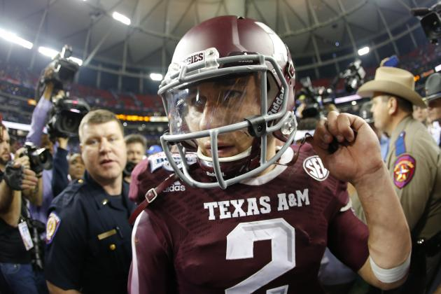 Johnny Manziel Needs to Declare for NFL Draft After Strong Chick-Fil-a Bowl