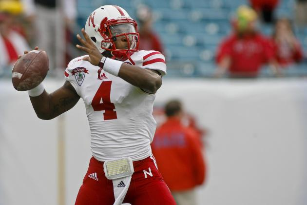 Gator Bowl 2014: Nebraska's Tommy Armstrong Does His Best to Lock Up Starting QB