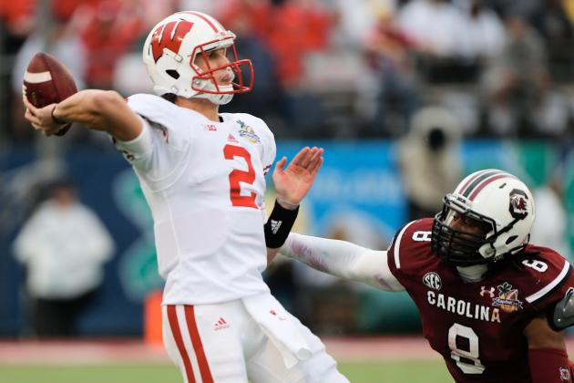 Capital One Bowl Proves Wisconsin Needs More from the QB Position