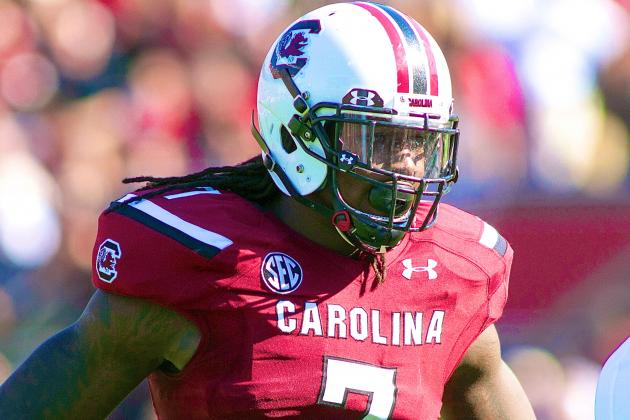 Jadeveon Clowney Officially Announces He Will Enter 2014 NFL Draft