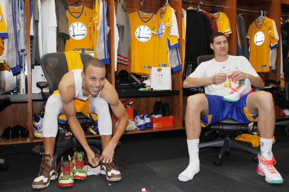 Warriors' Splash Brothers Have Hit More Threes Than Entire NBA Teams Combined