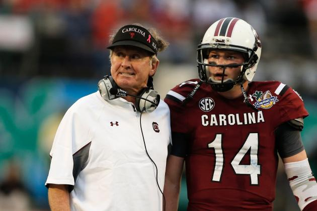 Connor Shaw Cements South Carolina Legacy in Capital One Bowl