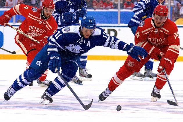 Winter Classic 2014: Score, Grades and Analysis from Maple Leafs vs. Red Wings