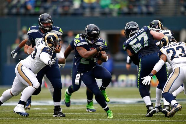 How the Seattle Seahawks Fixed Their Running Game in Second Half vs. the Rams