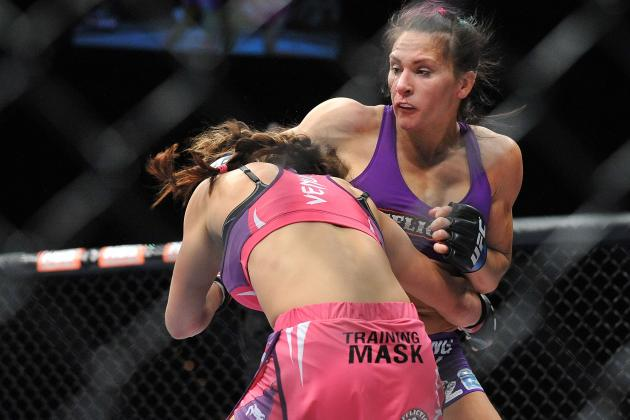 Cat Zingano Offers to Fight Ronda Rousey 'With a Blown ACL Right Now'