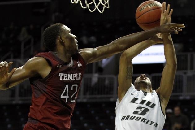 Temple's Dingle Sidelined for Season with Knee Surgery