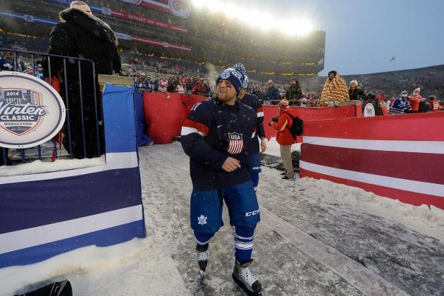 2014 US Olympic Hockey Team Roster: Predicting Stars for Sochi