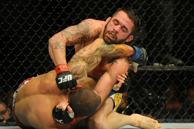 UFC 169: Jamie Varner Replaces Bobby Green, Faces Abel Trujillo