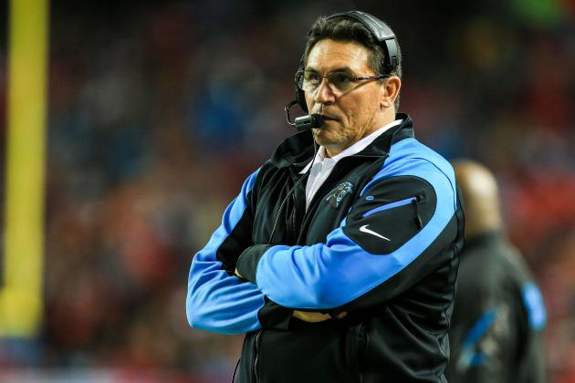 Ron Rivera Named 2013 Associated Press Coach of the Year