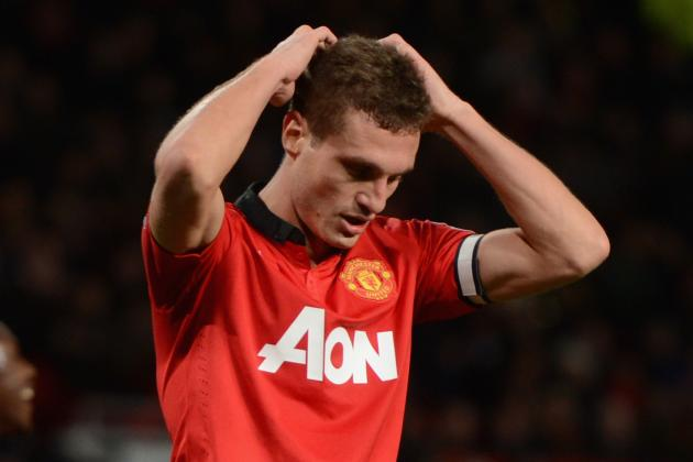 The Fall of Nemanja Vidic: Spurs Show Why United Need to Replace Their Captain