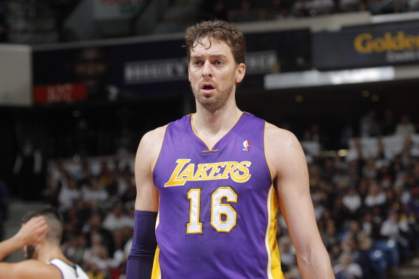 It's Time for Pau Gasol to Put His Foot Down, Demand LA Lakers Trade Him
