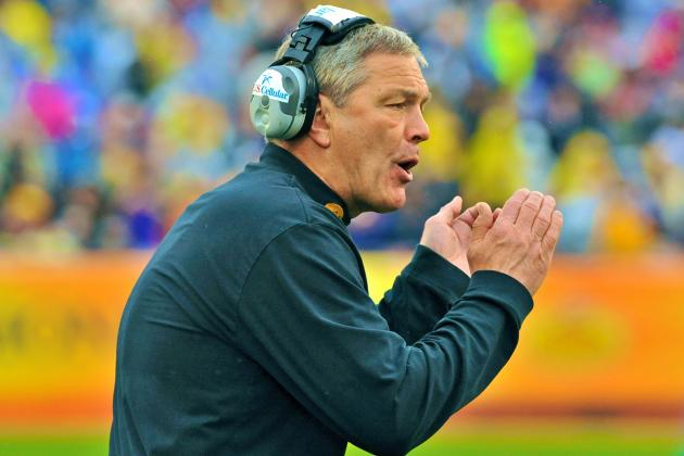 Outback Bowl 2014: Even in Loss, Kirk Ferentz Restored Faith in Iowa's Future