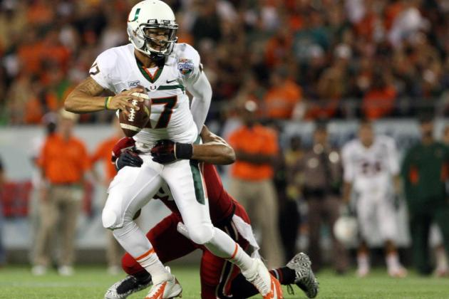 Miami Football: The Regression of Stephen Morris in 2013