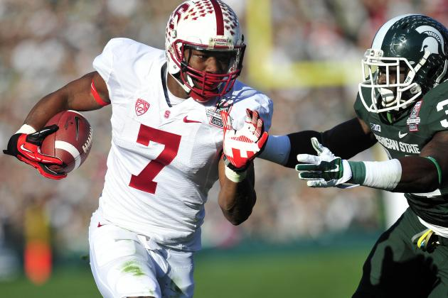 Ty Montgomery Injury: Updates on Stanford WR's Knee and Return