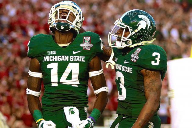 Rose Bowl 2014: Live Score, Highlights for Stanford vs. Michigan State