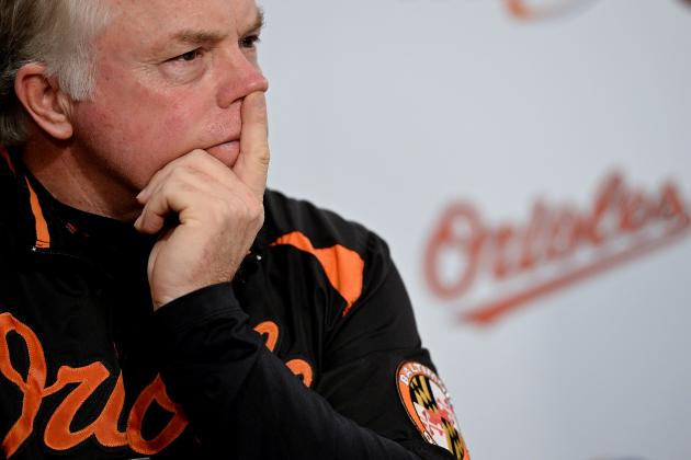 Baltimore Orioles' Offseason Shaping Up to Be an Epic Fail
