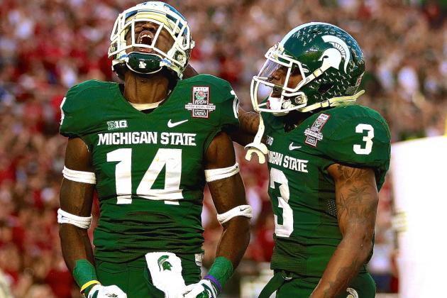 Stanford vs. Michigan State: Score, Grades and Analysis from 2014 Rose Bowl