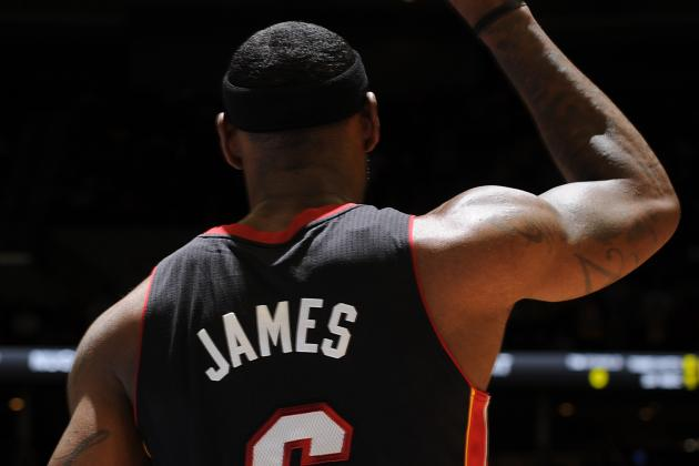 LeBron James Is Only NBA Superstar Who Gets to Write His Own Story