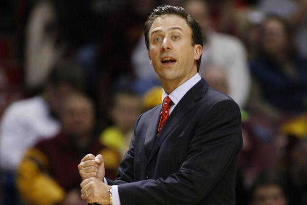 Can Richard Pitino's System Work in the Big Ten?