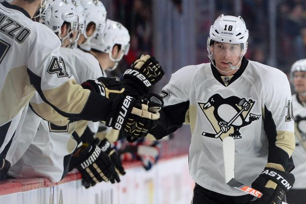 Is Pittsburgh Penguins Winger James Neal an Elite Goal Scorer?