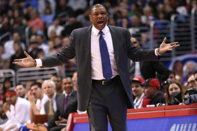 Doc Rivers: LA Clippers Players 'Delusional' If They Think They're Hunted