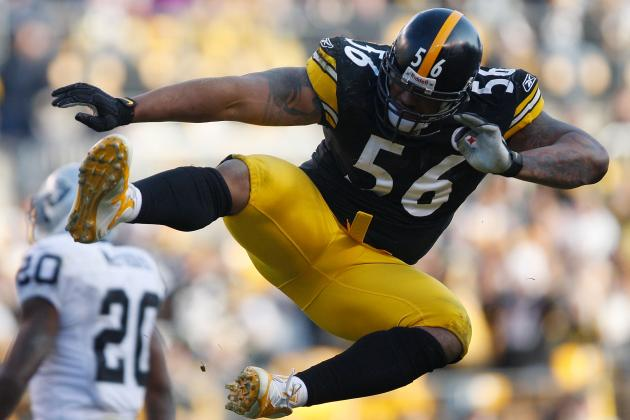 Making a Case for the Pittsburgh Steelers to Retain LaMarr Woodley