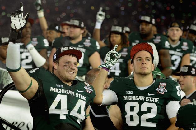 Rose Bowl Game 2014: Biggest Takeaways from Stanford vs. Michigan State