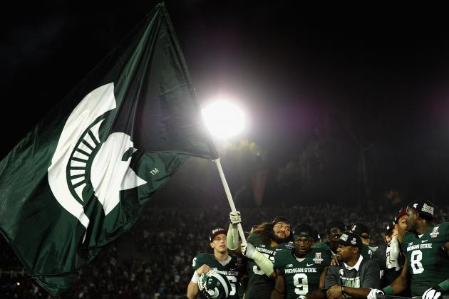Michigan State: Spartans Prove They Are an Elite Team with Rose Bowl Victory