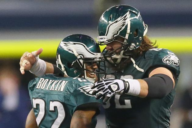 Eagles' 3rd Seed Gives Them Favorable Postseason Path