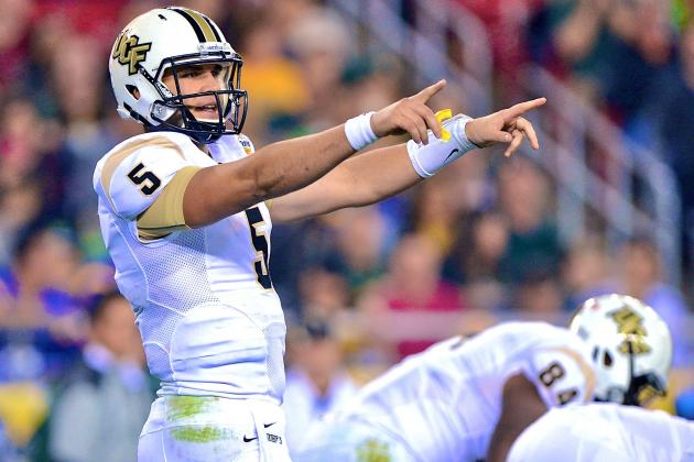 Fiesta Bowl 2014: Live Score, Highlights for UCF vs Baylor