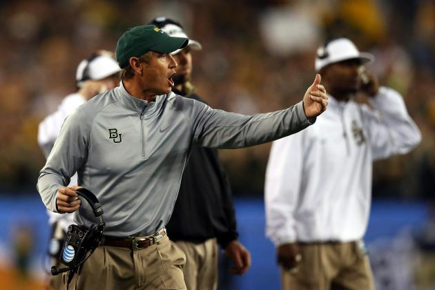 Charlie Strong or Art Briles: Who Is the Better Fit for the Texas Longhorns?
