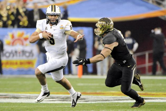 UCF vs. Baylor: Score, Grades and Analysis from 2014 Fiesta Bowl