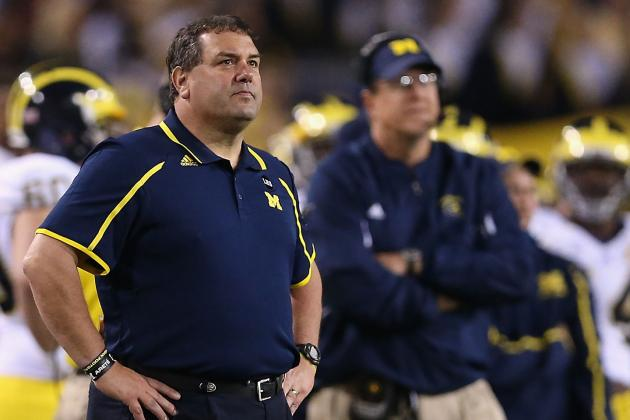Michigan Football: Brady Hoke Bets the Farm on Current Staff