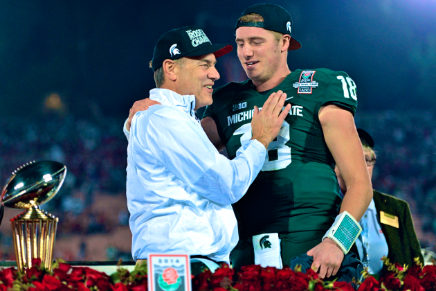 Rose Bowl: Are Michigan State Spartans Legit National Title Contenders in 2014?