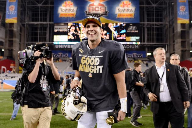 Fiesta Bowl 2014: UCF Knights Knock Off Baylor Bears in Shootout