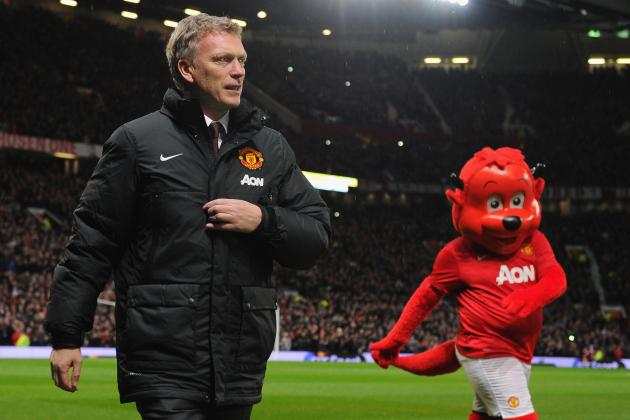 David Moyes Told He's Wrong to Slam Howard Webb and Defend Adnan Januzaj Dive